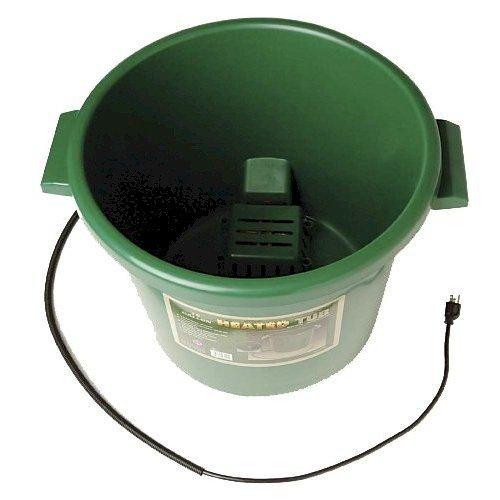 Farm Innovators Model HT-200 16-Gallon Heated Tub with Replaceable Element, 200-Watt by Farm Innovators