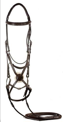 Nunn Finer Stefania Figure 8 Bridle- Havana (Horse)