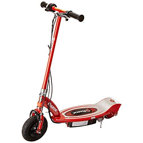 Razor E100 Electric Scooter (Red)
