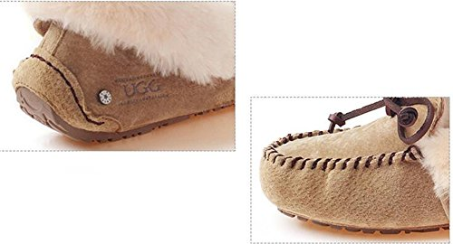 Peas Women's Paux Chestnut Ozwear Shoes Sheepskin UGG xFCI5qT