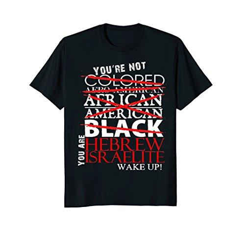 wake up israel- hebrew israelite clothing