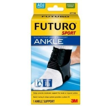 3M FUTURO Ankle Brace - 47736ENCS - 2 Each / Case by 3M