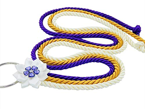 Cord Of Three Strands, Wedding Ideas, Unity Cords for Ceremony 6mm ()