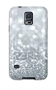 Hot Silver First Grade Tpu Phone Case For Galaxy S5 Case Cover