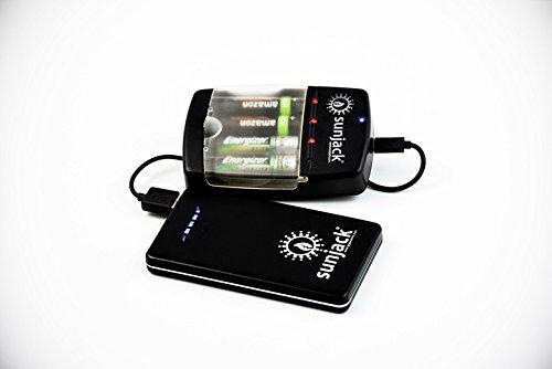 Sunjack USB Battery Charger