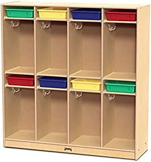 product image for Jonti-Craft 6674JC 8 Section Take Home Center with Colored Binss