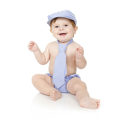 cd09abb31c2 juDanzy baby boys gift box cabbie hat set (6-12 Months