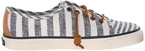 Sperry Top-sider Donna Seacoast Fashion Sneaker Multi-stripe