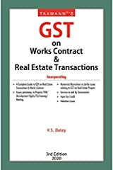 Taxmann's GST on Works Contract & Real Estate Transactions (3rd Edition 2020) Kindle Edition