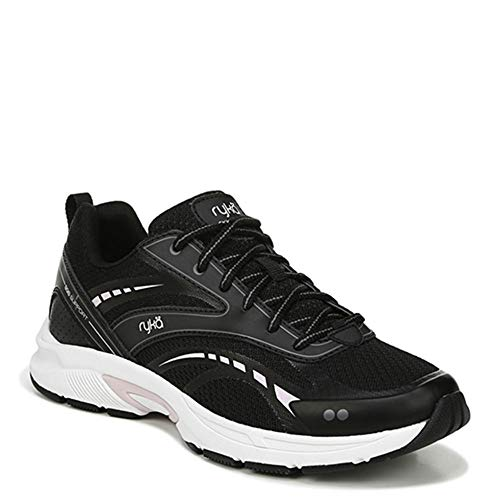 Black Shoes Ryka - Ryka Women's Sky Walk 2 Walking Shoe, Black, 9 M US