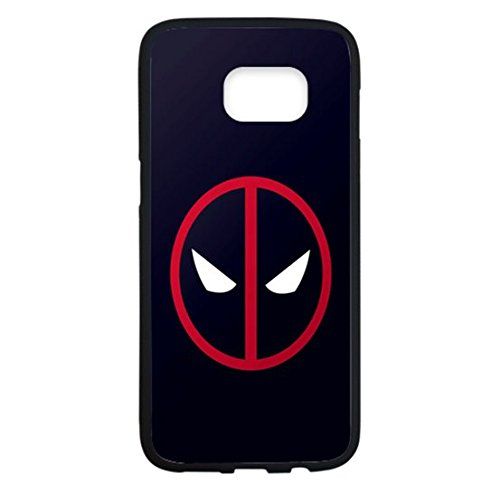 Super Hero Logo Designed for Samsung Galaxy S7 Only( NOT for S7 Edge) Hard Case Cover Laser Technology Plastic and TPU