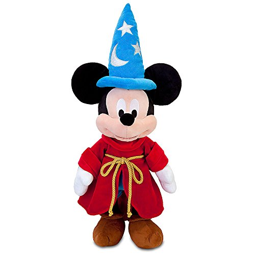 Disney Sorcerer Mickey Mouse Plush - Medium - 24 Inch -