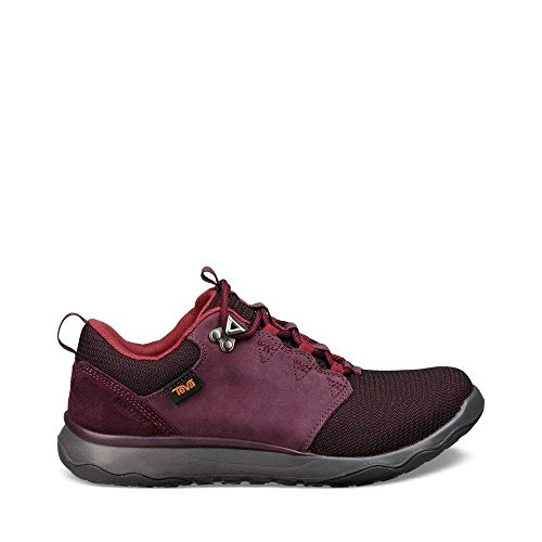 Teva Women's W Arrowood Waterproof Hiking Shoe, Fig, 9 M US