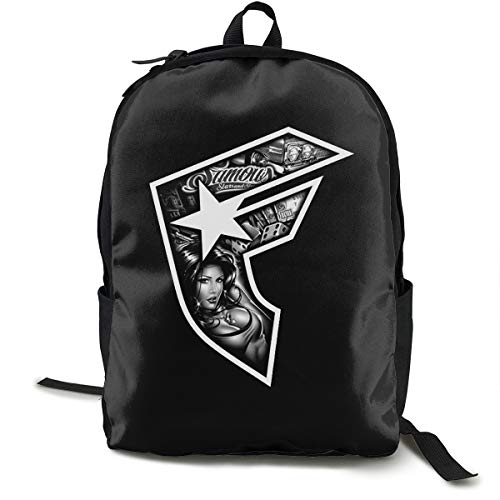Lightweight Backpack For Adults Students Famous Stars And Straps -