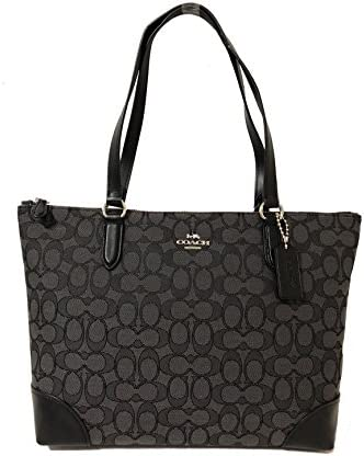 Coach Signature Tote Shoulder Handbag product image