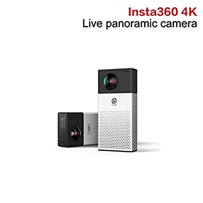 The world's first 4K insta360 high-definition panoramic camera camera motion camera motion control cameravirtual reality