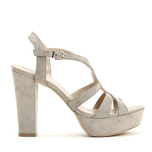 Scarpe Alesya Donna Alti amp;scarpe By Sandali Beige ZnqxnSUw