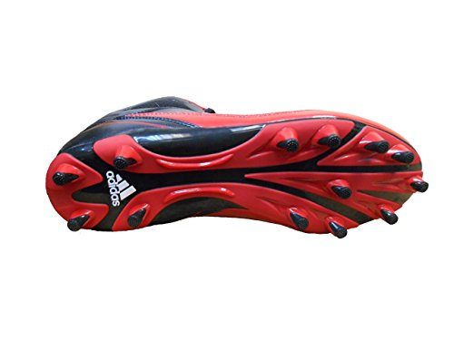 Adidas Smu Schroeiplekken X Vliegen Mid Nc Voetbal Cleat Zwart / Wit / Rood