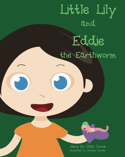 Download Little Lily and Eddie the Earthworm - large format ebook