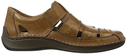 05287 Rieker Sandales Toffee Marron Homme 25 xvdwrqYdT