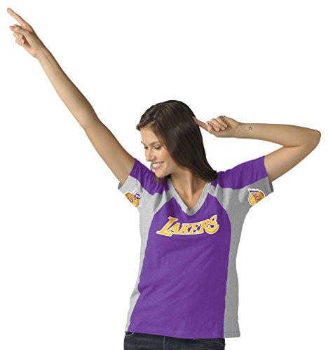 Hands High NBA Women's Sideline Tee – DiZiSports Store
