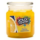 Jolly Rancher Lemon Scented Jel Candle