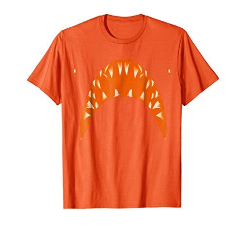 Shark Scary Easy Genius Last Minute Halloween Costume Shirt