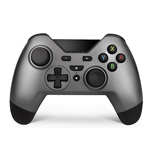 Woot Wireless Pro Controller for Nintendo Switch Supported with Bluetooth Wired Nintendo Switch NS PC and Android,Wireless Pro Controller Gaming Gamepad Joypad Compatible with Nintendo Switch consoles