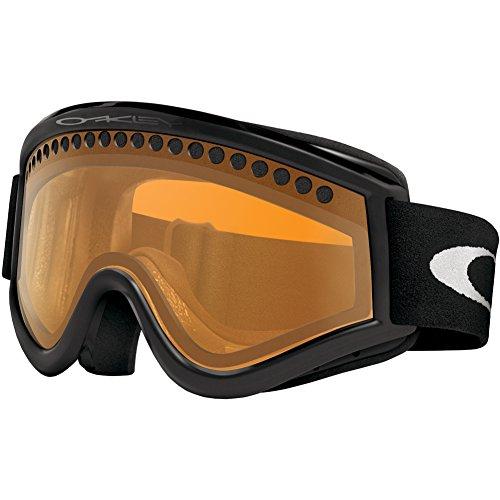Oakley E Frame Dual Vented Lens Ski Goggles - Black / - O Oakley Goggles Frame