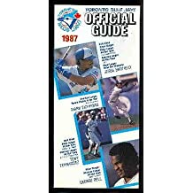 Toronto Blue Jays Official Guide 1987