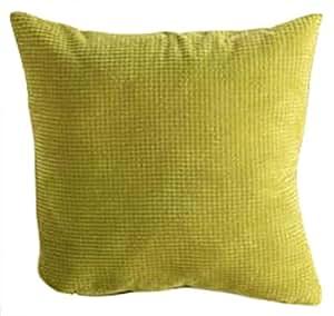 cc-jj–útil sofá decoración sólido Multi Color Funda de almohada cojín