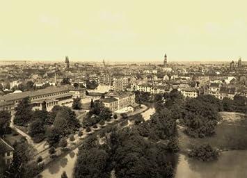 Braunschweig 5 Historische Fotografien Um 1900 Reproduktionen