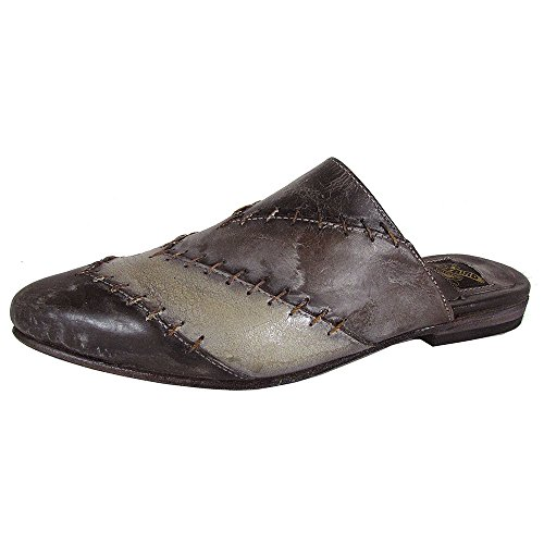 FB Nola by Freebird Grey Shoes Steven On Womens Slip Mule Multi qtIpwIA