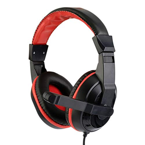 chenggongzi3.5Mm Adjustable Game Gaming Headphones Stereo Type Noise-Canceling Computer Pc Gamers Headset with Microphones Dropshipping