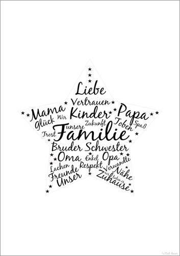 Leinwandbild Zeit-Raum-Kunstdrucke Poster Glasbild Familie