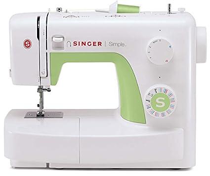 Máquina de coser mecánica Singer 3229 – Simple, 29 puntos