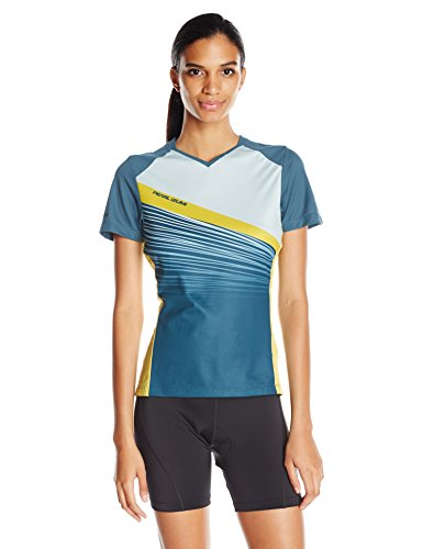Launch Jersey, Blue Steel/Skylight Fracture, X-Large ()