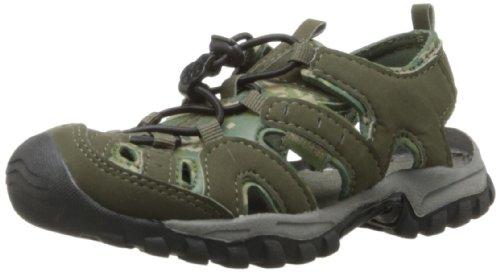 Northside Burke II Athletic Sandal,Digi/Camouflage,1 M US Little Kid ()