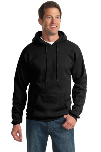 Port & Company Men's Ultimate Pullover Hooded Sweatshirt