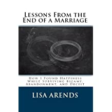 Lessons From the End of a Marriage