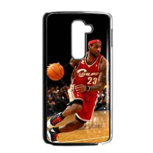 Lebron James Breakthrough Cleverland Custom case cover for LG G2 (Fit for AT T)