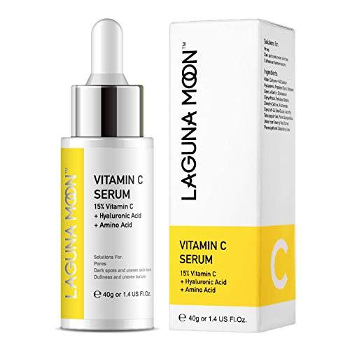 Lagunamoon Vitamin Natural Facial Hyaluronic