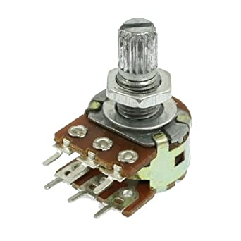 4 ohm speaker wiring diagram free download uxcell a12082400ux0464 b50k    ohm    dual linear taper 6 pins  uxcell a12082400ux0464 b50k    ohm    dual linear taper 6 pins