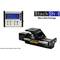 StackShot Automated Macro Rail Package, US AC Adapter