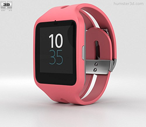 Sony Smartwatch 3 SRW50 for Android 4.3 onwards - Pink by Sony