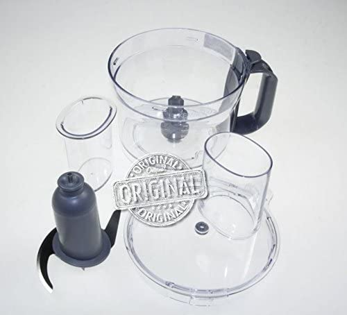 Food Processor Original Kenwood para amasadora planetaria MultiOne ...