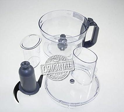 Food Processor Original Kenwood para amasadora planetaria MultiOne ...