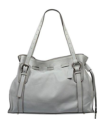 Neue Hand Tasche , Sac pour femme à porter à l'épaule blanc weiß 1