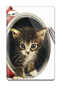 Rolando Sawyer Johnson's Shop 3382578J28137369 High Impact Dirt/shock Proof Case Cover For Ipad Mini 2 (kitten In A Tin Can)