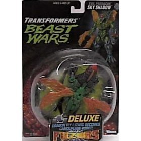 Beast Wars Transformers Fuzors Sky Shadow Transformer Action Figure By Kenner from Kenner
